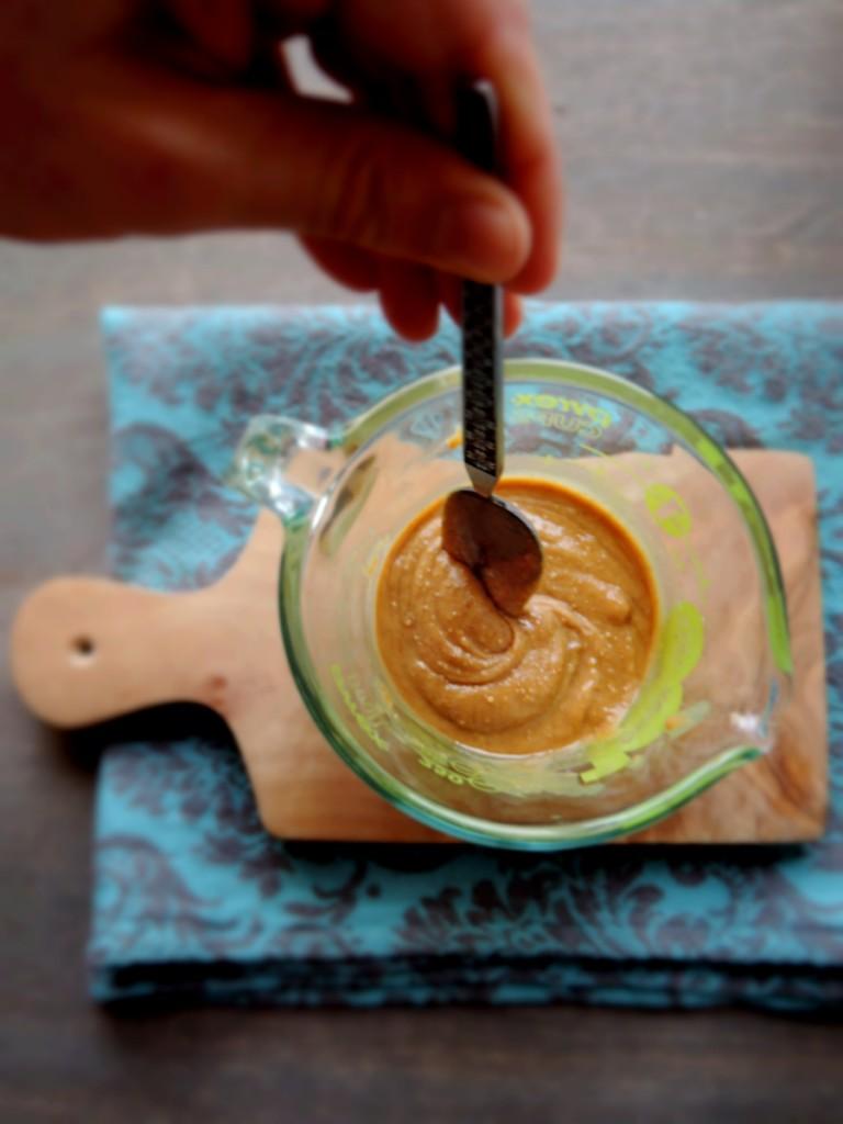 stir mixture