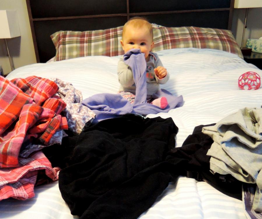 wardrobe time