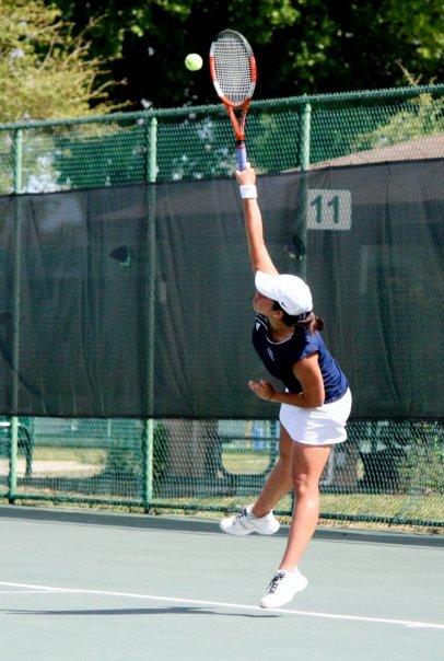 tennis profile
