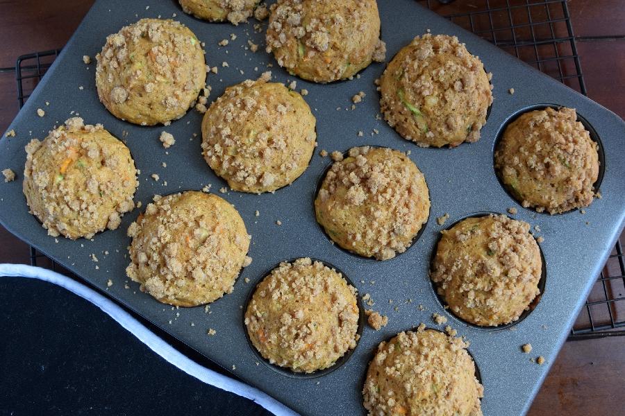 morning glory muffins.4