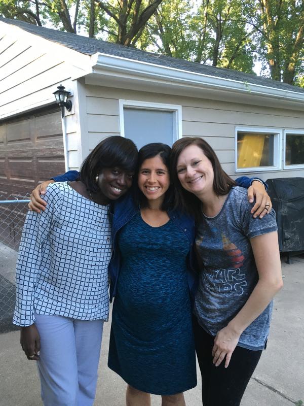 Pregnancy update 38 weeks