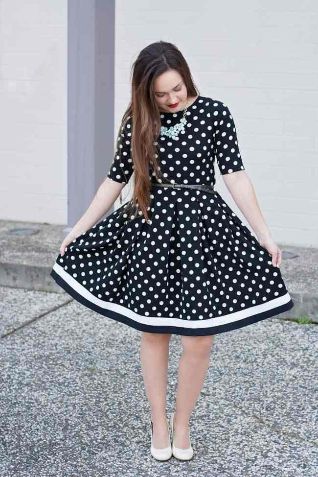 Love Notions Tessa Sheath Dress and Sybill Illusion Skirt Style Maker Fabrics PDF Pattern