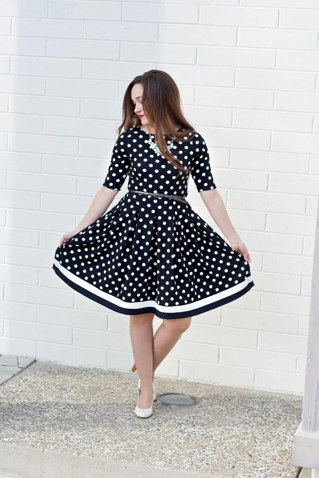 Style Maker Fabrics Dress