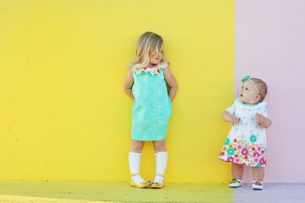 Sew Pony Dress Juliette
