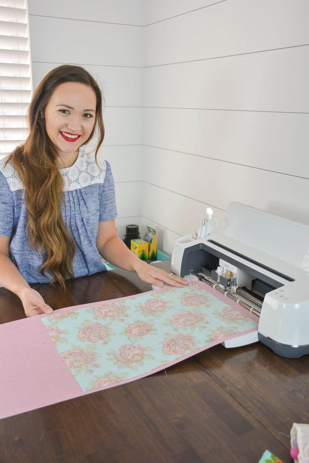 The Brand New Cricut Maker Cutting Machine Sweet Red Poppy