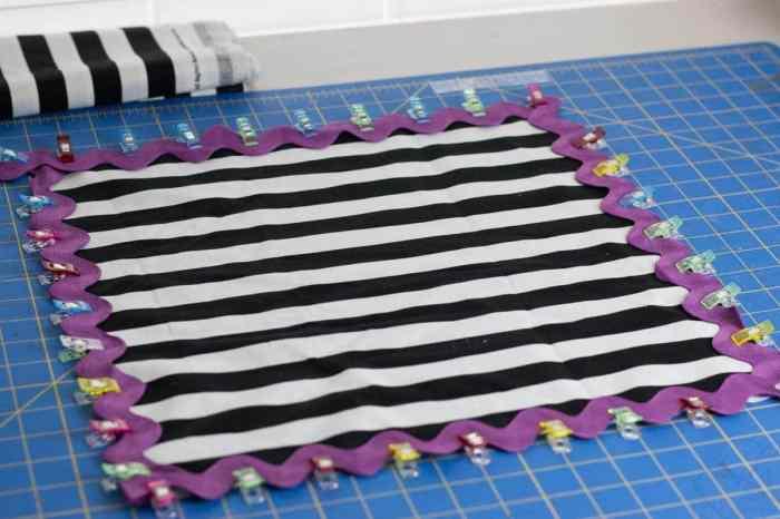 DIY Easy Invisible Zipper Pillow Case Tutorial