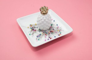 make your own pin dish