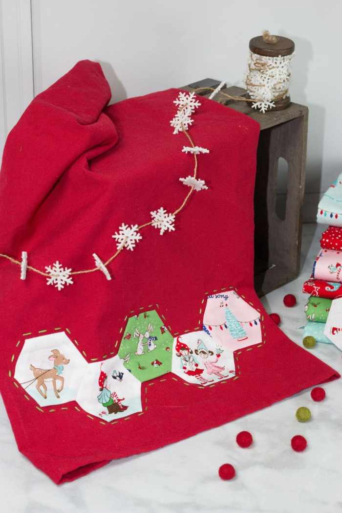 20 Christmas Sewing Projects Sweet Red Poppy