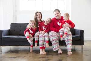 Sew Your Own Family PJ's with Fabric.com