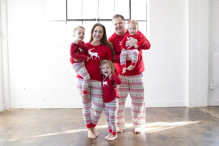 Learn How to Make Your Own Christmas PJ's with these Free PDF Sewing Patterns and Knit Sewing Tutorial