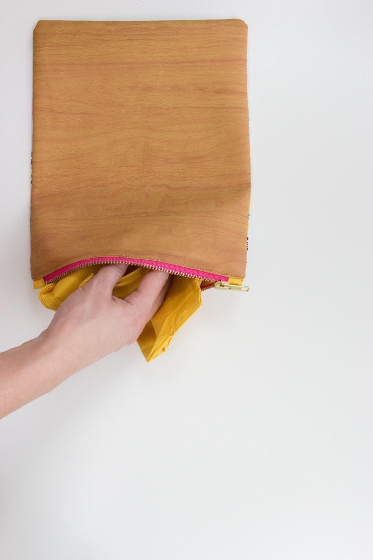 DIY Clutch Purse Tutorial