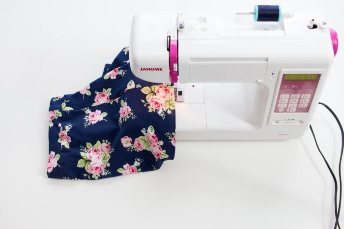 sew a girls skirt