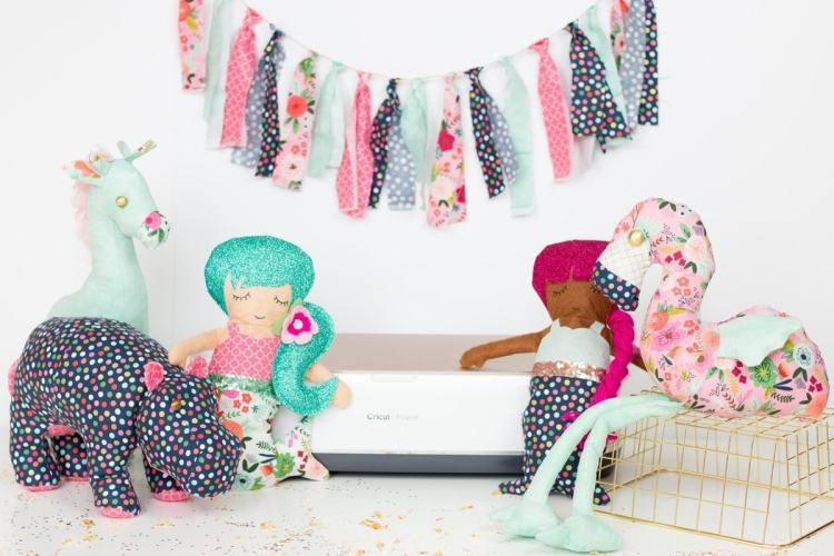Cricut Maker Sewing Pattern Library