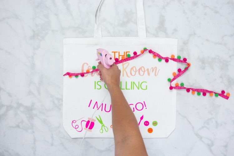 How to Use Cricut Paterned Iron On and the EasyPress 2