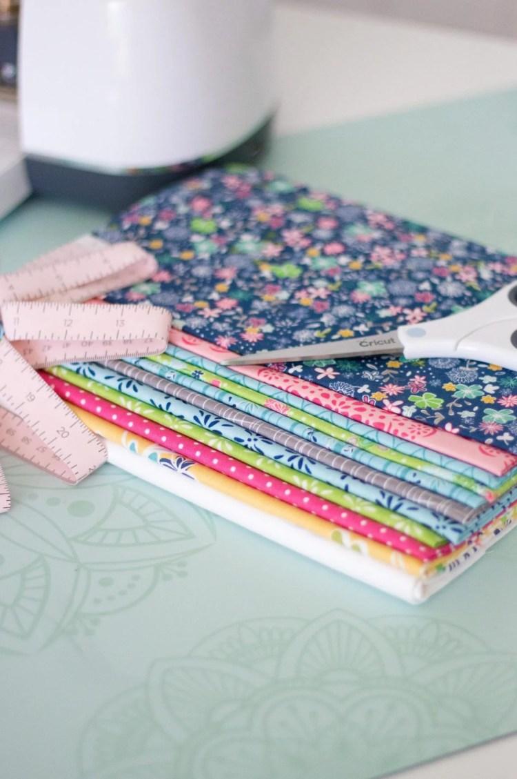 Cricut Maker Fabric Quilt Kit