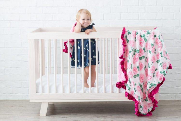 Baby Blanket Sewing Tutorial