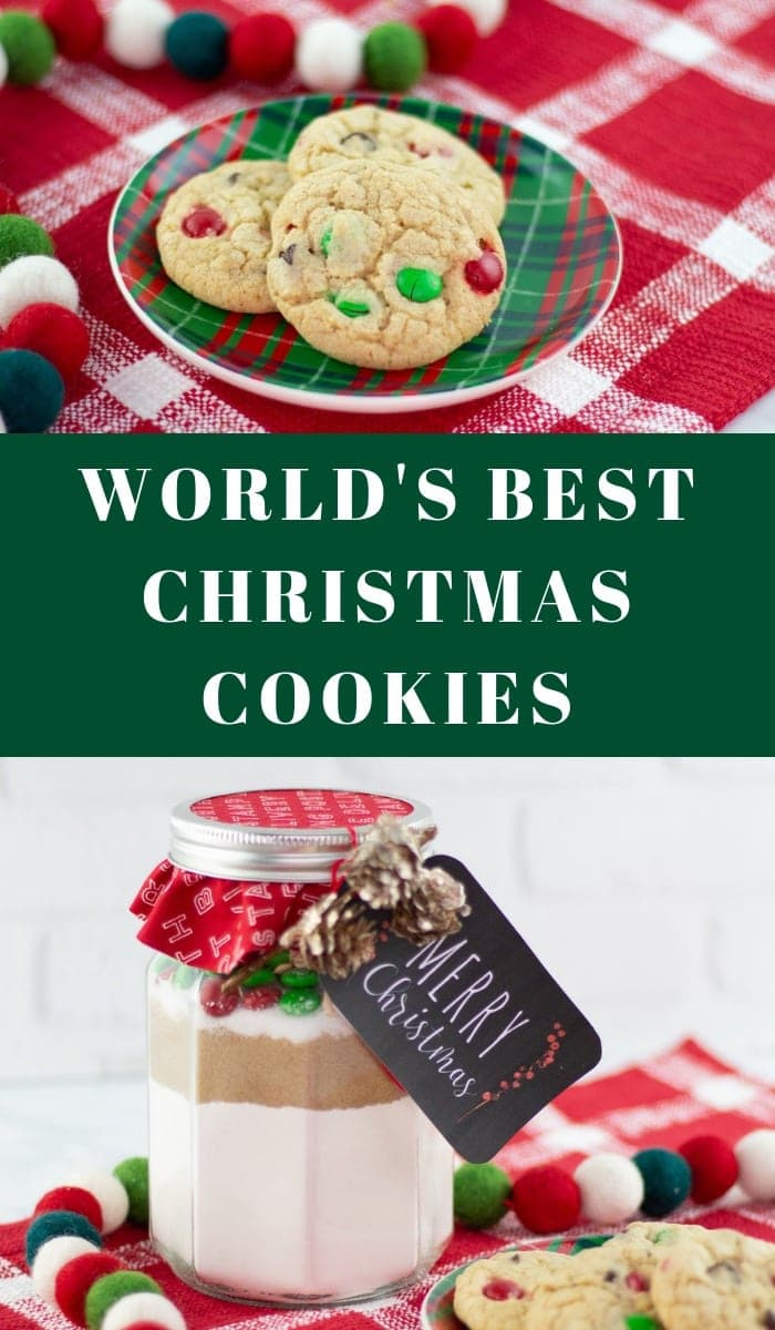 World's Best Chocolate Chip Christmas Cookies Recipe
