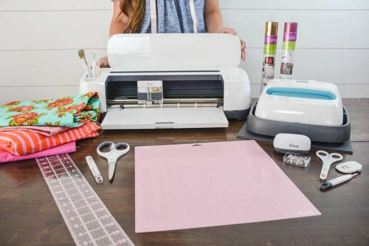 Cricut Maker and EasyPress