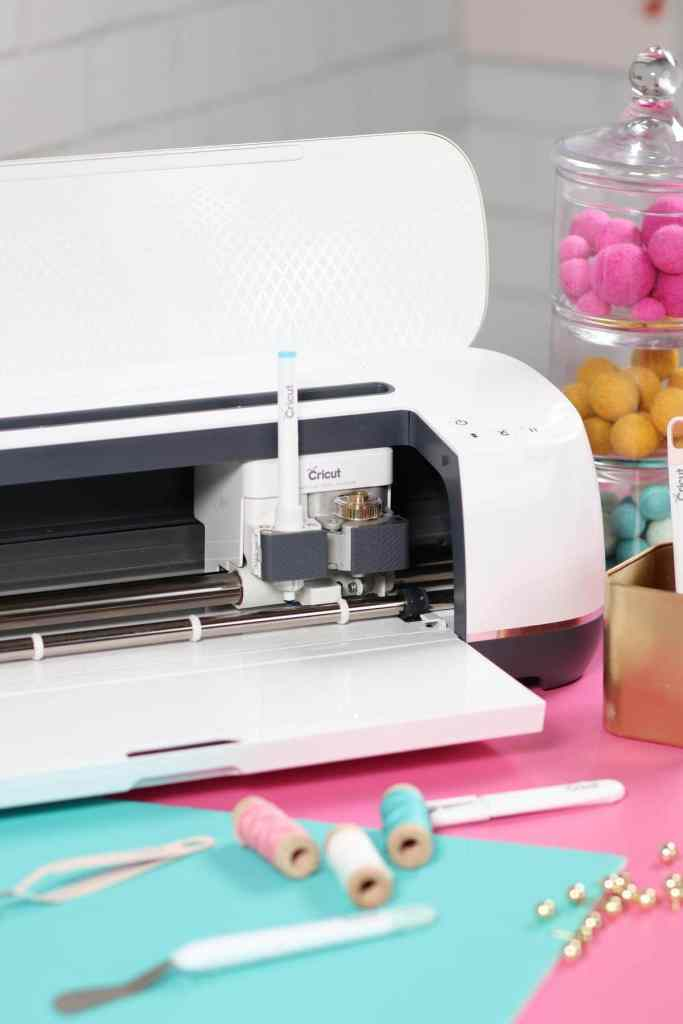 Cricut Maker Rotary Blade Adaptive Tool System and Fabric Marker