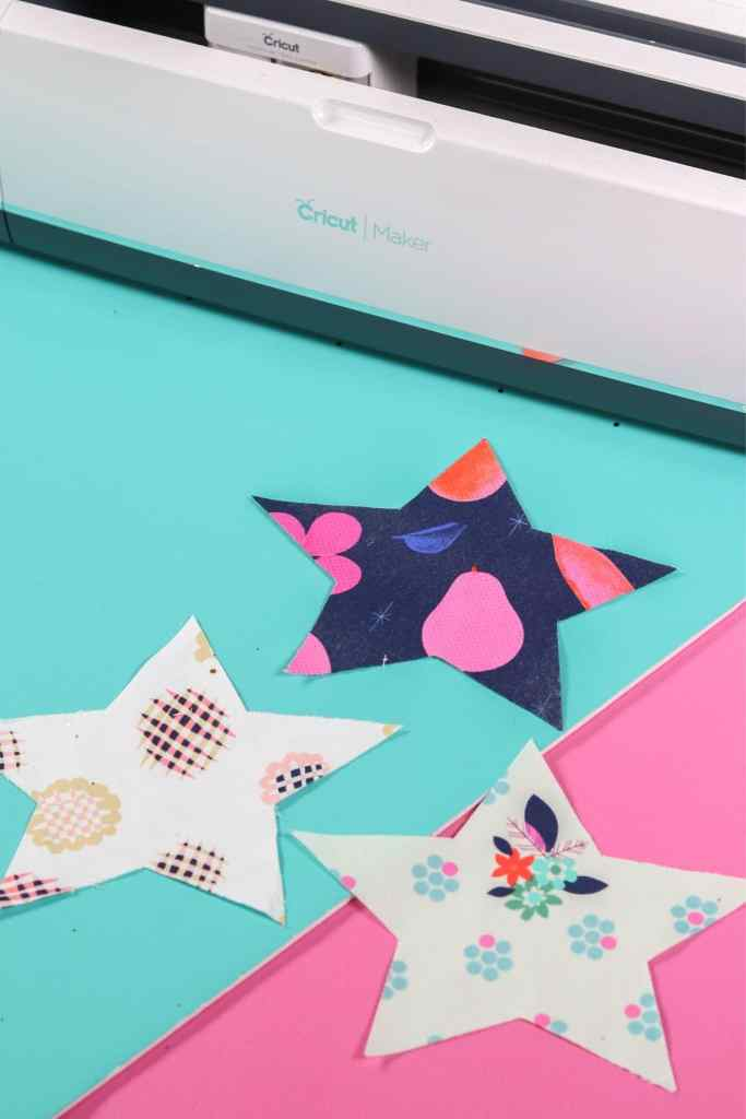 Cutting out Fabric with the Cricut Maker