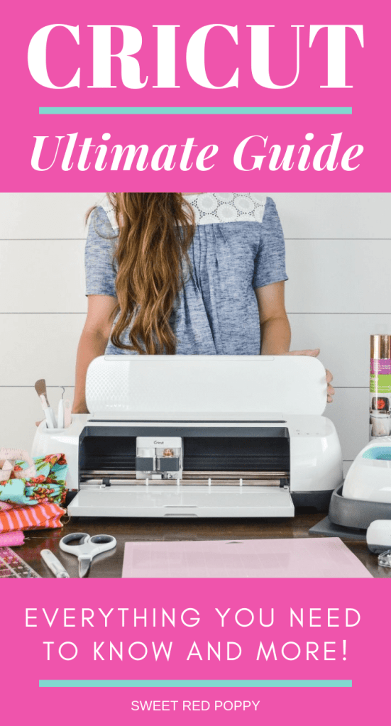 Cricut Ultimate Guide to Getting Started Crafting. Everything You Need To Know!