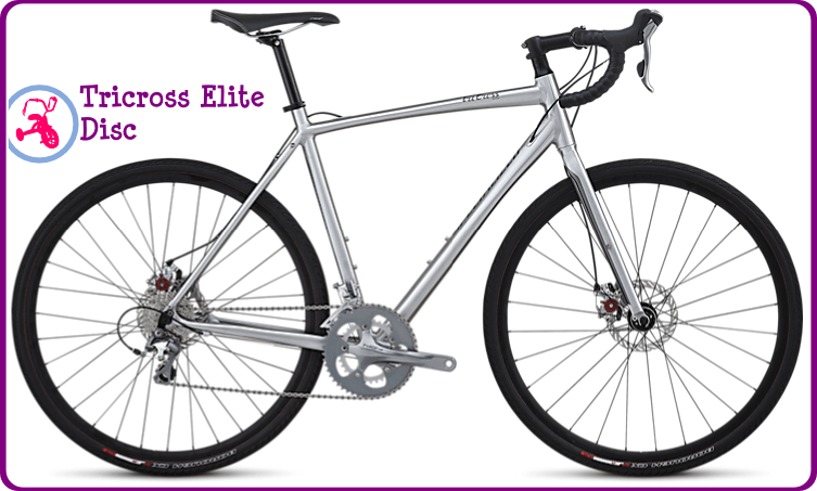 tricross elite disc