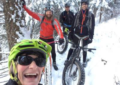 FAT BIKE TOURS AT CASTLE MOUNTAIN RESORT
