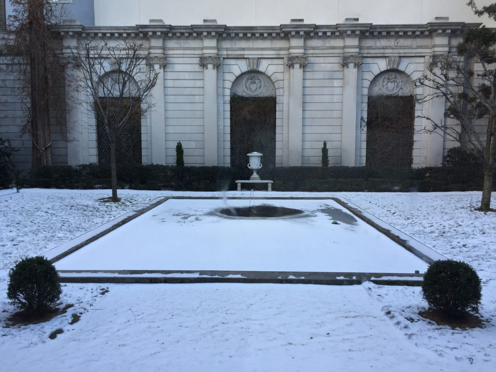 """""""So the Eye May Wander:"""" The 70th Street Garden at The Frick Collection"""