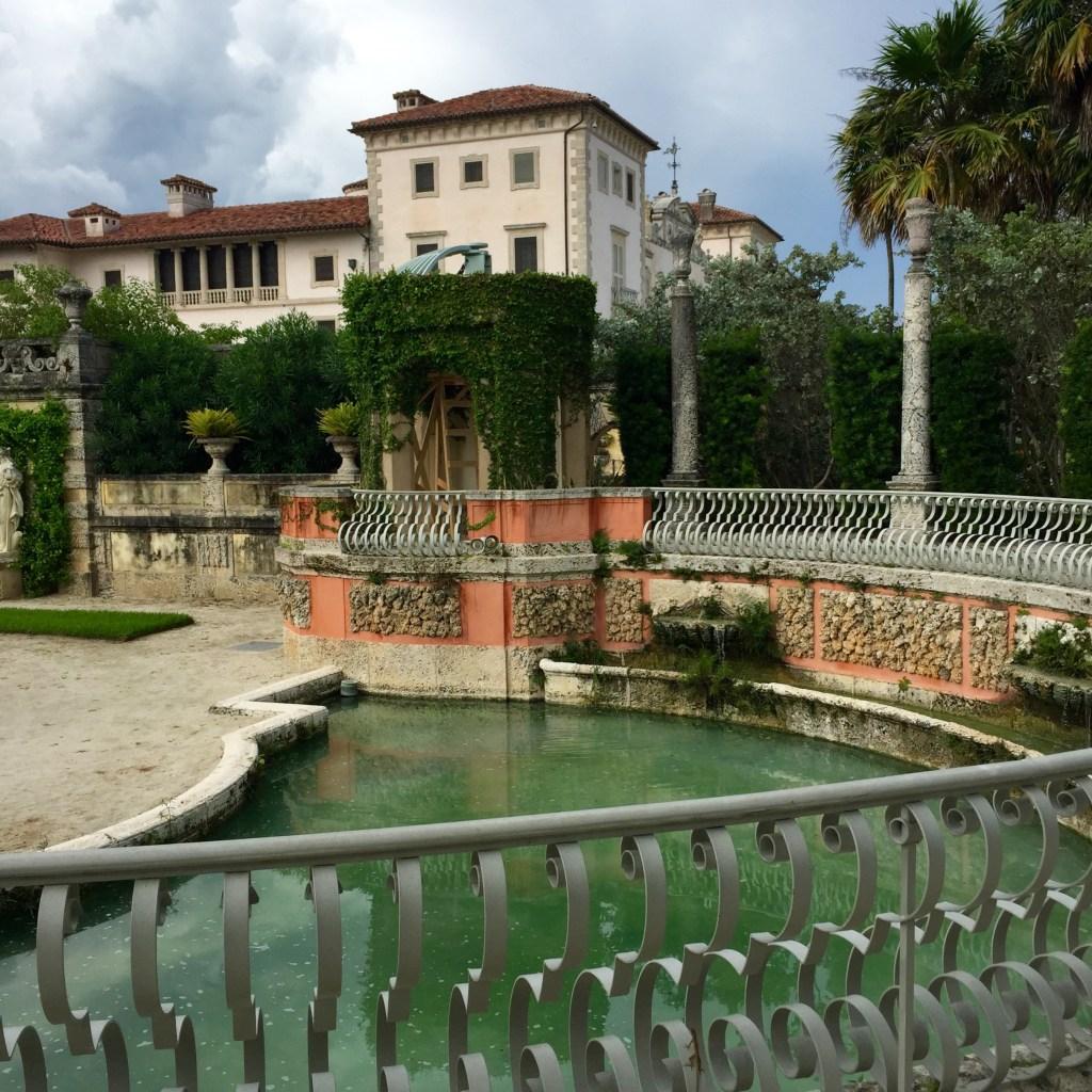 Miami Heat: Vizcaya Museum and Gardens