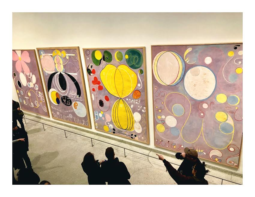 Hilma af Klint: 'Paintings for the Future' at the Guggenheim