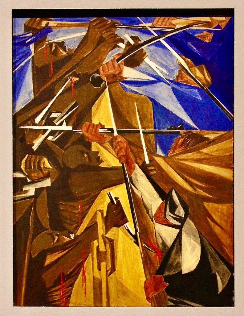 Jacob Lawrence: The American Struggle at The MET