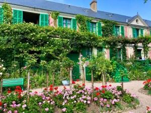 Sunday Stroll, Monet's Giverny