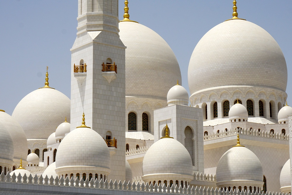 Big Masjid Image