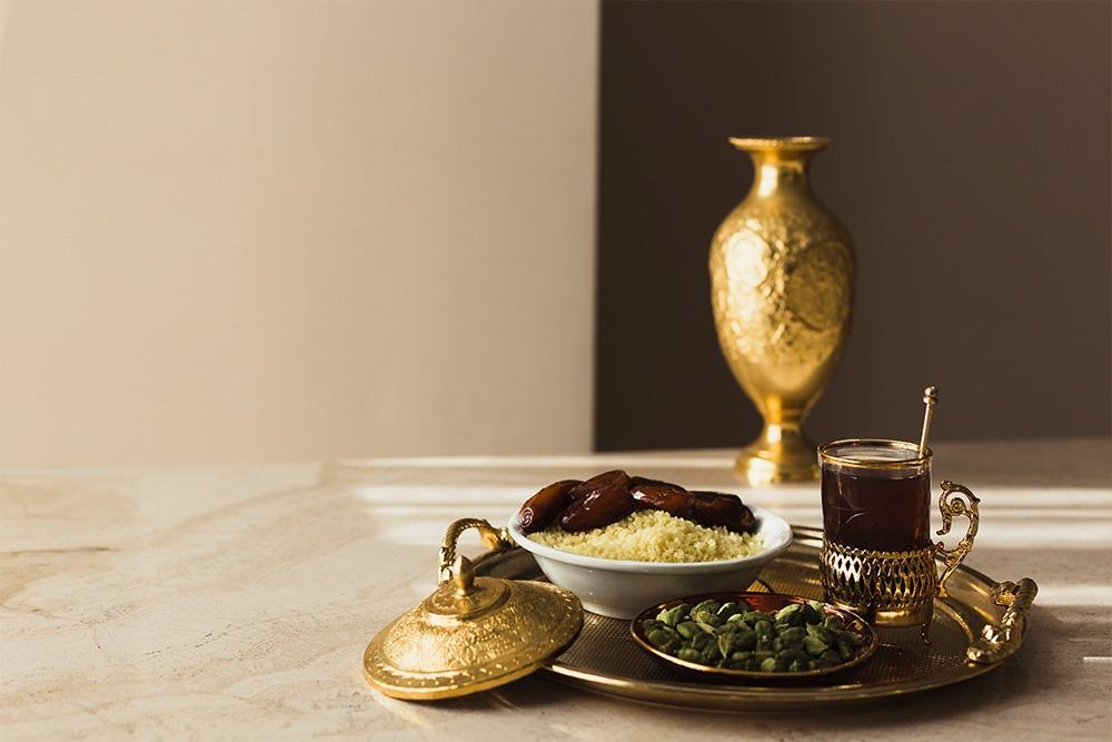 Food for Eid ul Adha