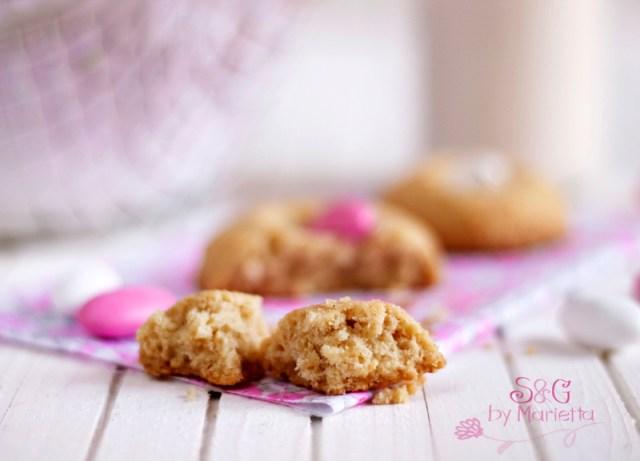Galletas sin huevo, galletas para niños, galletas con peladilla, recetas para niños, recetas sencillas, sweets and gifts, Marietta, blogueras murcianas, jarra leche, cookies con chocolate