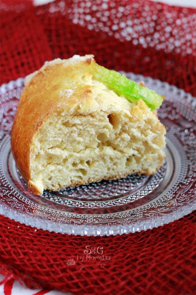 Roscón de Reyes, Sweets and Gifts by Marietta, La gran Marietta, fruta confiitada, tiempos de levado, harina de fuerza, Navidad, recetas Navidad, Roscón para niños, masa madre, aroma de naranja