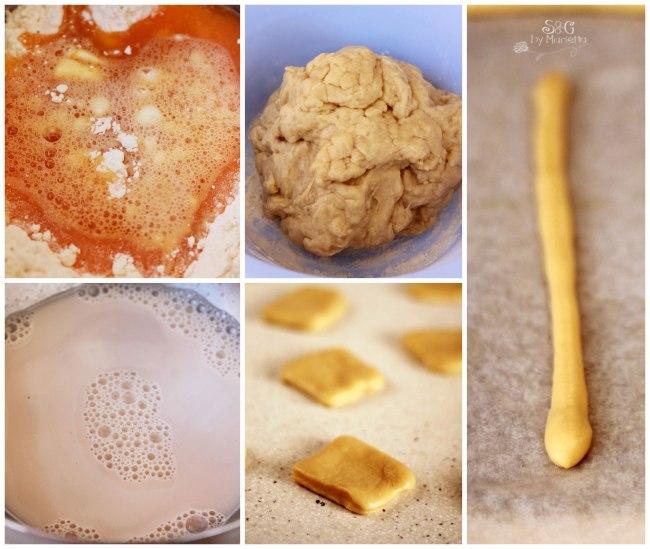 Fartons, Horchata de chufa, horchata de avellana, pan y masas, reposteria casera, blog de recetas, receta de fartons, sweets and gifts, marietta, murcia, Paso a paso fartons