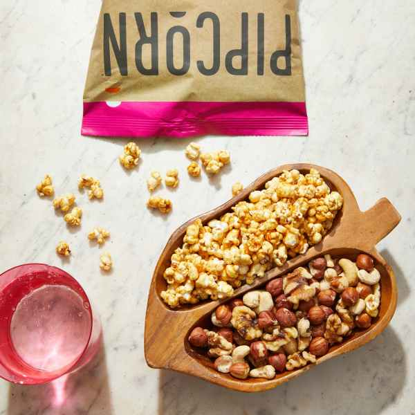 Pipcorn Heirloom Caramel Popcorn