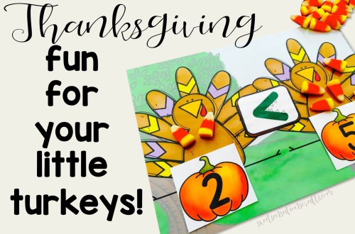 Thanksgiving arts and crafts activities heading