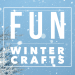 Winter Crafts header