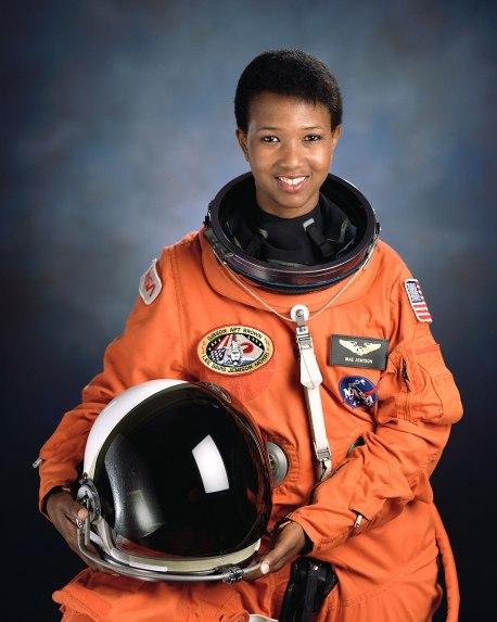 Picture Dr. Mae Jemison
