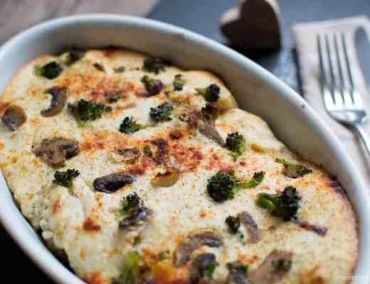 Ricetta pasta senza glutine al forno cremosa senza glutine latte burro uova vegana