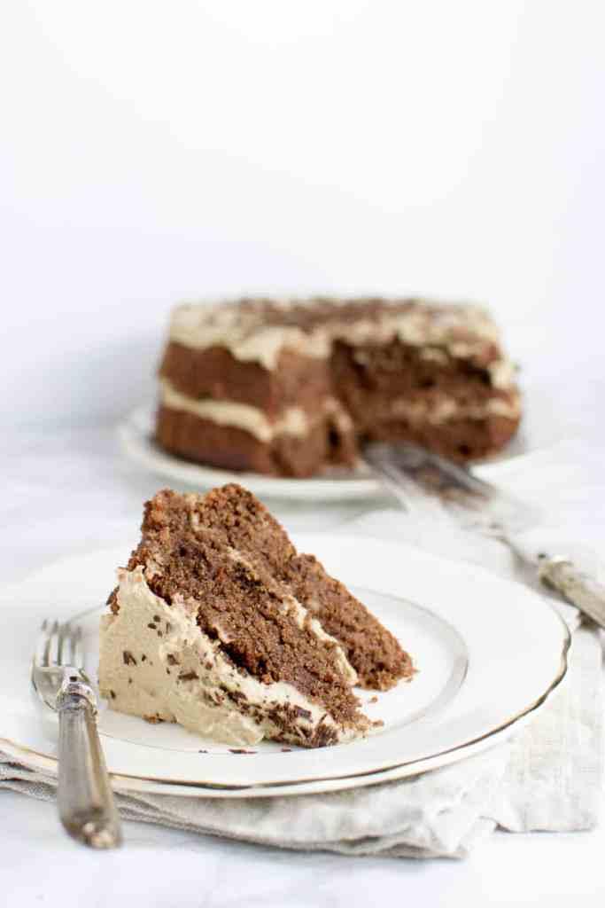 Torta facile morbida al cioccolato senza glutine uova lattosio