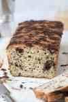 vegan gluten free chocolate chip bread