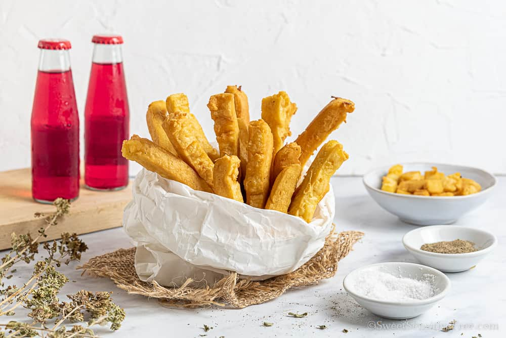 panissa bastoncini di farina di ceci fritti aperitivo senza glutine