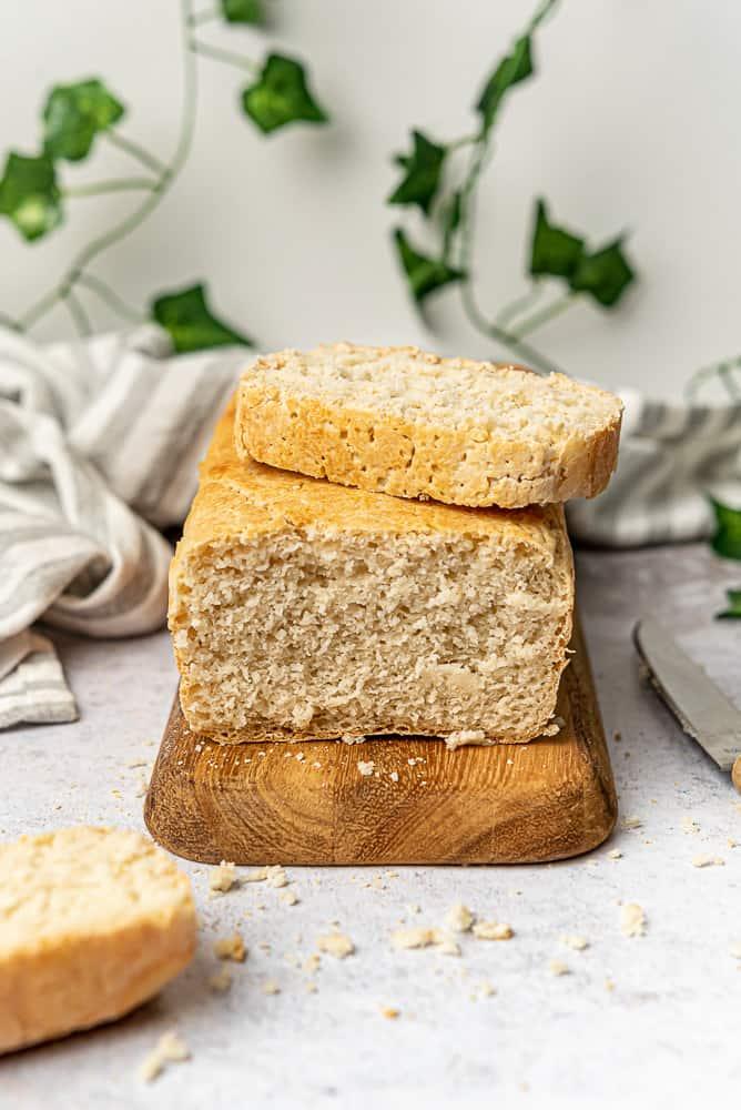 pane in cassetta senza glutine farine naturali farina di riso