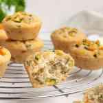 gluten free vegetable muffins recipe
