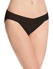 Hanky Panky Vikini Panty for Women, best laced travel underwear, Best Travel Underwear for Comfort