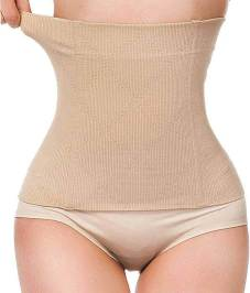 LODAY 2 in 1 postnatal recovery belt that works to tighten loose skin, best budget postpartum wrap