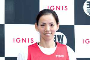 3X3矢野良子選手